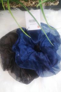 Sinsay Zestaw gumek do włosów scrunchies 2 kolory...