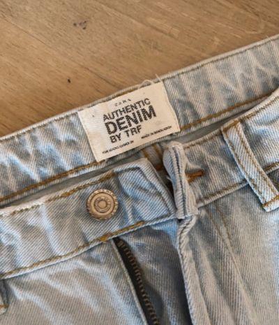 Spodnie Mom Jeans Zara