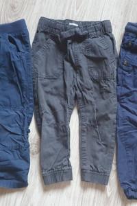 spodnie chłopięce 3pary