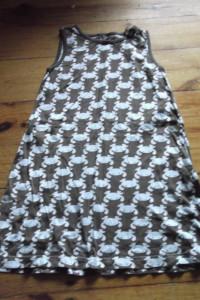 Trapezowa sukienka rozmiar 134 HM