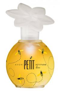 Woda toaletowa Petit Attitude Bee Avon folia