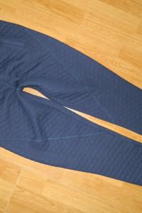 2 ND ONE spodnie dresowe pikowane roz S...