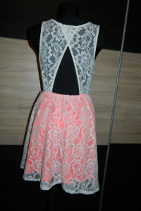 Divided by H&M cudna koronkowa sukienka roz 36...