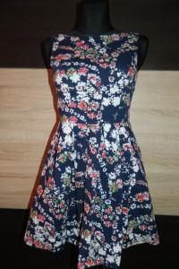New Look ładna sukienka kwiaty roz 36...