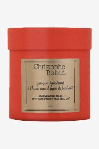 CHRISTOPHE ROBIN Regenerating Mask maska do włosów...
