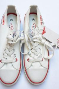 Tenisówki NOWE Białe 40 Trampki Lee Cooper 255 cm