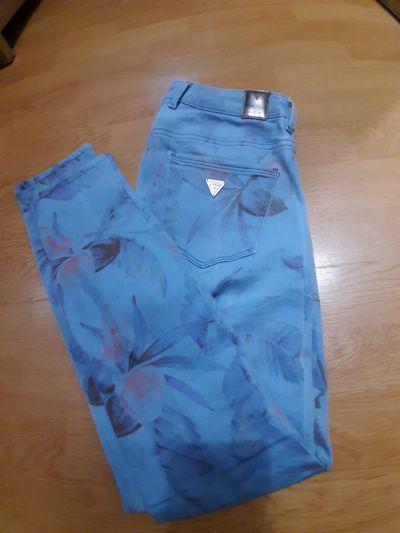Spodnie Jeansy Guess 34 XS