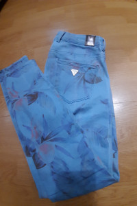 Jeansy Guess 34 XS