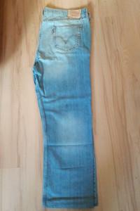 Spodnie męskie Levis 751 rozmiar z metki W44 L34