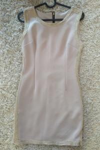 sukienka nude XS S...