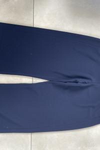 Marks and Spencer granatowe spodnie culotte marynarskie...