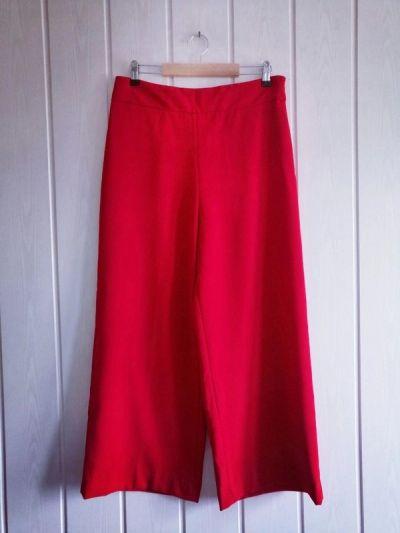Spodenki Culoty czerwone Zara