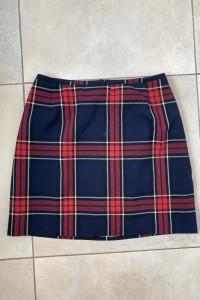New Look spódniczka mini w kratkę uczennica rozmiar 36...