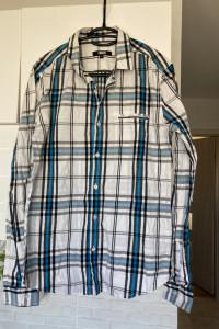 Asos koszula męska kratka