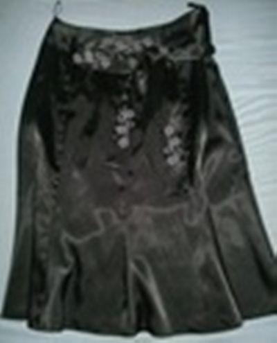 Spódnice Sprzedam spódnicę atłasową