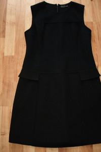 Wełniana sukienka L...