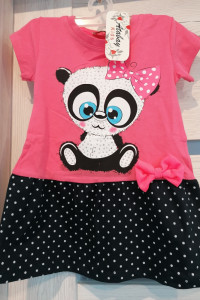 Sukienka Panda