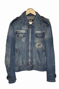 Katana kurtka jeansowa Dolce & Gabbana L...