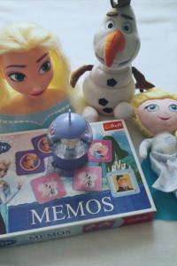Zestaw Elsa Kraina Lodu zabawki...