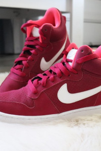 Buty Nike Court Borough Mid...