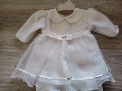 Sukienki i spódniczki Sukienka do chrztu 68