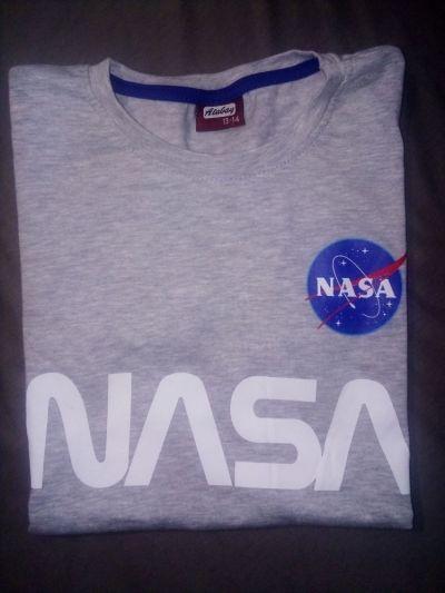 Koszulki koszulka Nasa uniseks