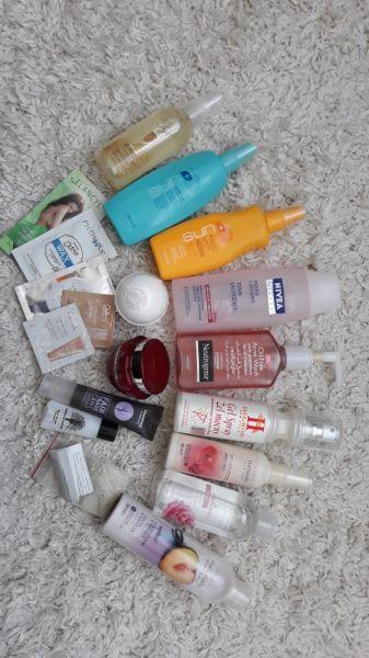 Zestawy Mega zestaw kosmetyków
