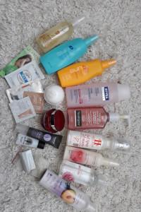 Mega zestaw kosmetyków