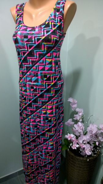 Suknie i sukienki sukienka maxi S M