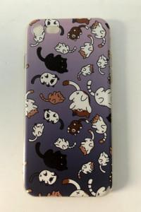 Case iPhone 7 8 SE 2020 kot koty kotki kotek cat kitty butts stan BDB