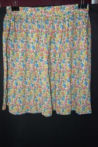 3 Zwiewna spódnica w kwiaty Peacocks 48...