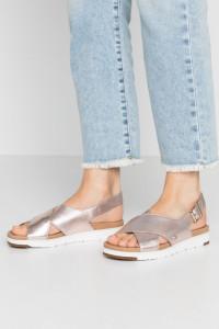 Sandały damskie skórzane UGG