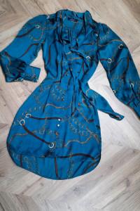 Sukienka koszulowa 38...