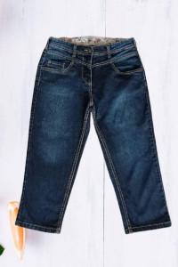 Spodnie V&A jeansowe rybaczki...