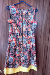 Letnia kwiatowa sukienka...