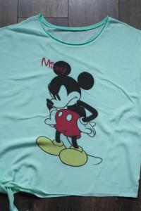 Miętowa bluzka Miki 46 48...