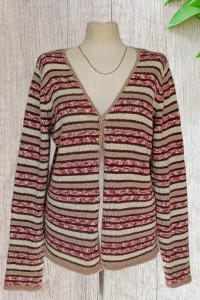 Sweter rozpinany George...