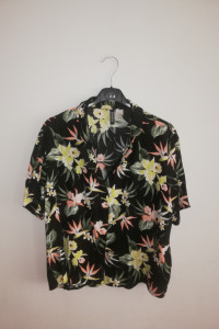 Koszula w kwiaty...