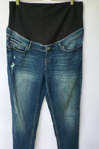 Spodnie Dzinsy H&M Mama Przetarcia 46 Boyfriend 3XL Jeansy...