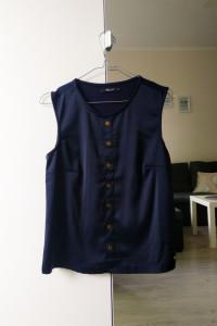 Chabrowa bluzka Mohito XXS