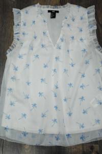 Przewiewna bluzeczka H&M 34...