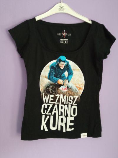 Koszulki Koszulka Weźmisz czarno kure Jakub Wędrowycz