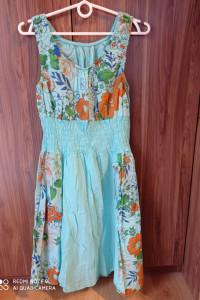 Letnia sukienka na upały...