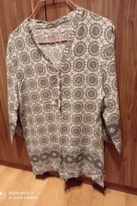 Letnia bawełniana bluzka