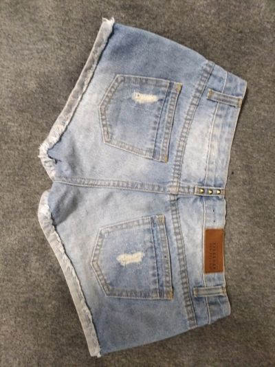 Spodenki Jeansowe szorty dżety Firetap 36 S