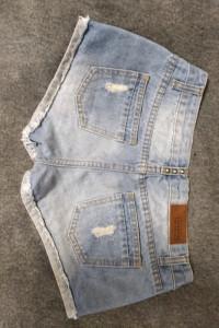 Jeansowe szorty dżety Firetap 36 S...