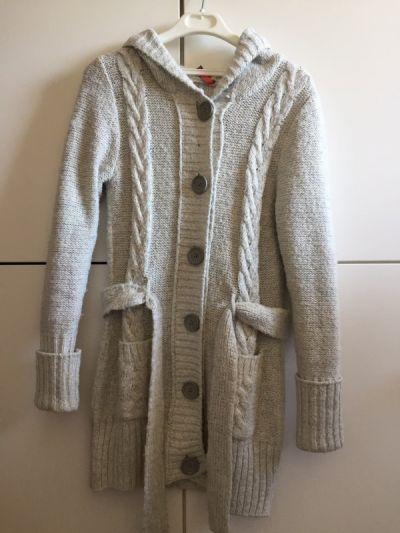 Swetry Długi ciepły sweter