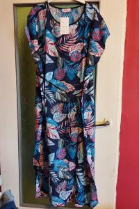 Sukienka 5xl z metką niebieska...