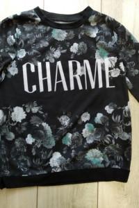 Bluza Charme kwiaty House XS