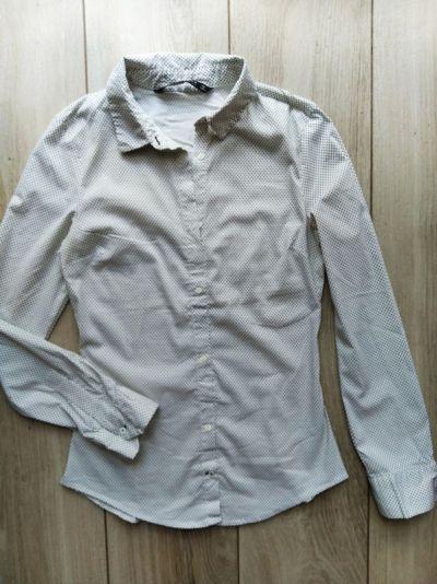 Bluzki Bluzka w kropeczki Zara XS